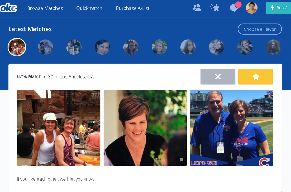 OkCupid Reviews, Rating, Pricing | Detailed information