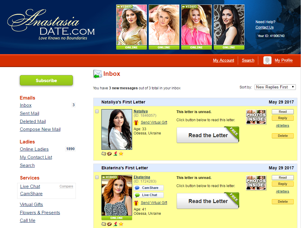 anastasiadate reviews